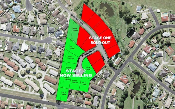 Lots 11-19 Canning Grove Estate, Casino, NSW, 2470 - Image 1