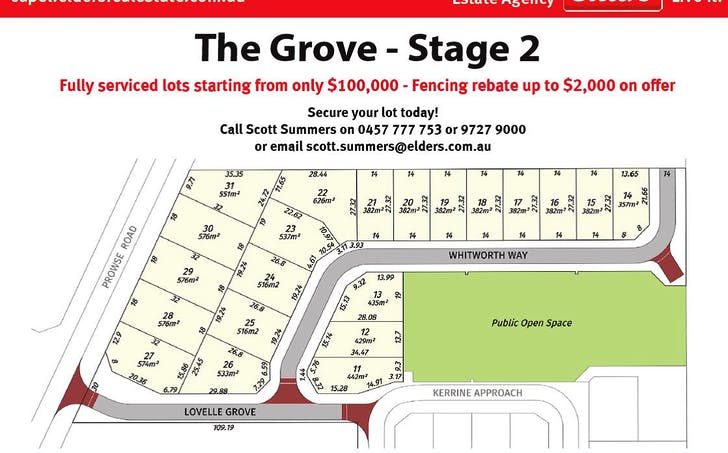 Lot 30 Prowse Road, Capel, WA, 6271 - Image 1