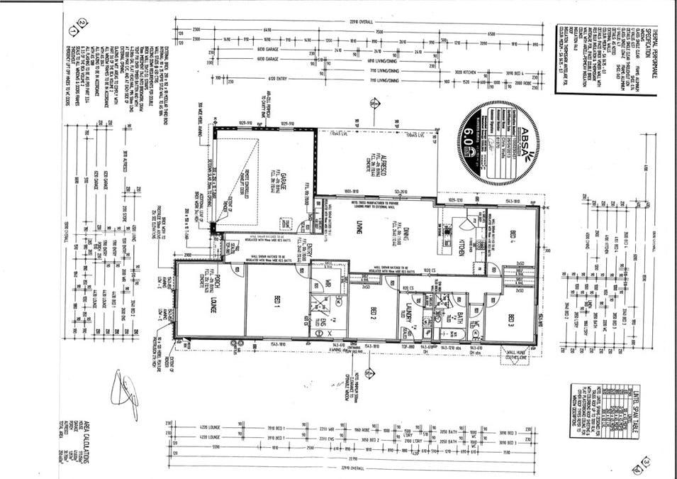 15 Mondrain Avenue, Castletown, WA, 6450 - Floorplan 1