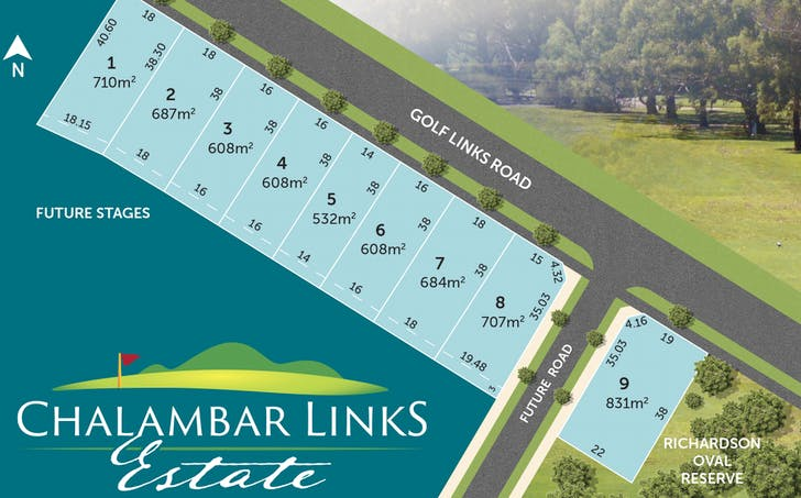 Lot 1 Golf Links Road, Ararat, VIC, 3377 - Image 1