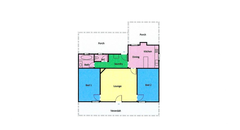 82 Queen Street, Ararat, VIC, 3377 - Floorplan 1