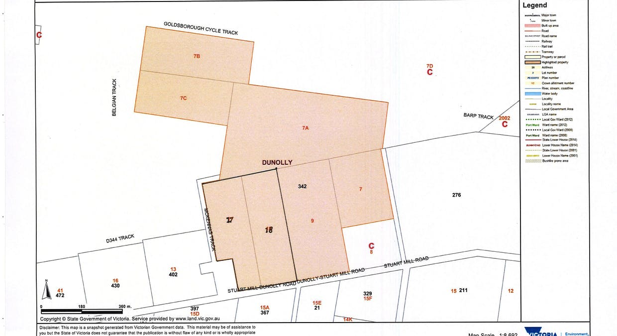 CA's 17 Dunolly-Stuart Mill Rd, Dunolly, VIC, 3472 - Image 10