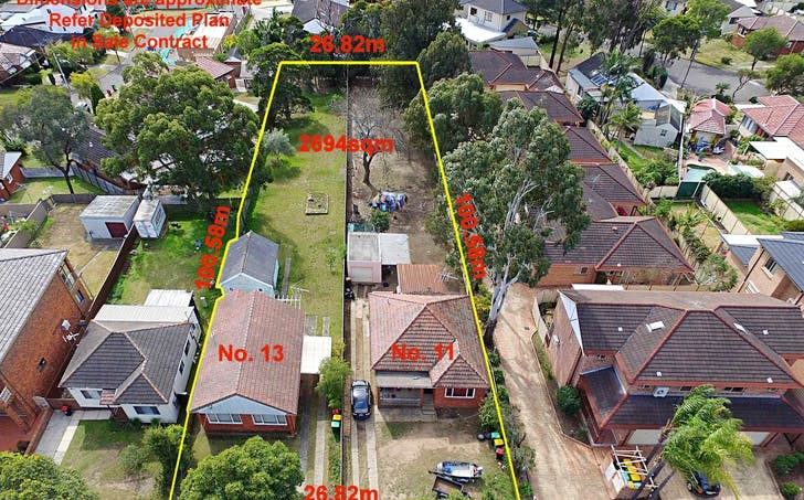 11 and 13 Chiswick Road, Greenacre, NSW, 2190 - Image 1