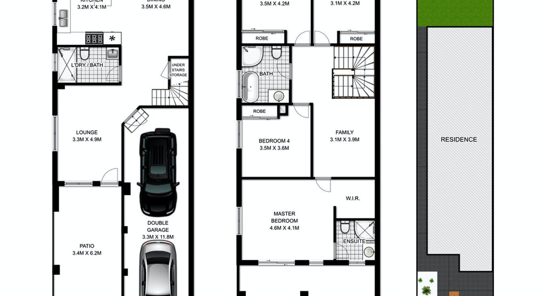 22a Dargan Street, Yagoona, NSW, 2199 - Floorplan 1