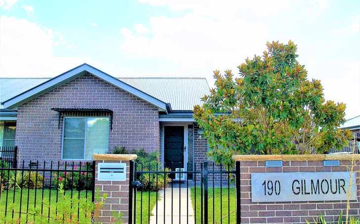 4 /190 Gilmour Street, Kelso, NSW, 2795 - Image 1