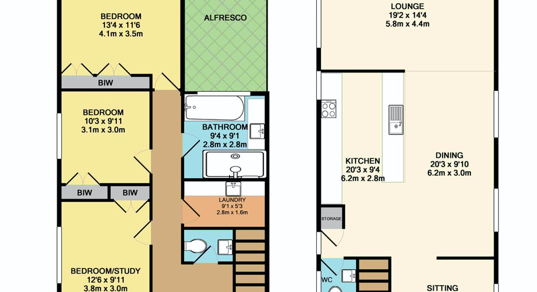 19 Brangus Close, Berry, NSW, 2535 - Floorplan 1