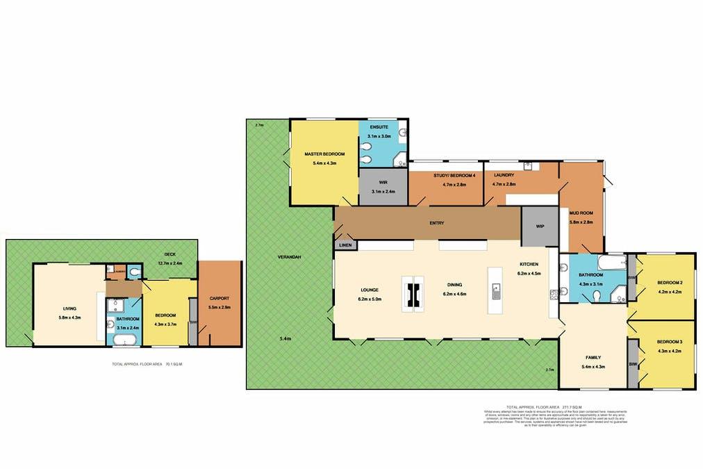 13 Old Pioneer Crescent, Berry, NSW, 2535 - Floorplan 1