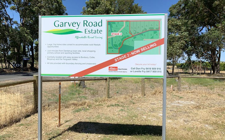 Lot 21 Garvey Road Estate Stage 2, Dardanup West, WA, 6236 - Image 1