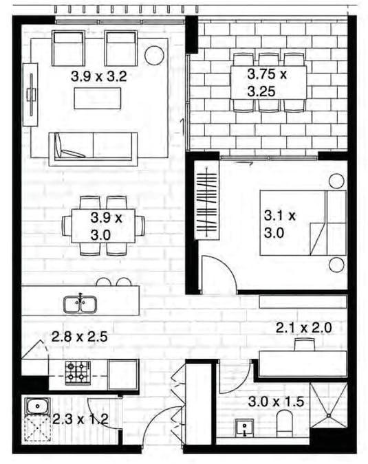 6603/7 Anchorage Court, Darwin, NT, 0800