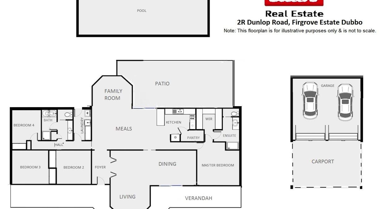 2R Dunlop Road, Dubbo, NSW, 2830 - Floorplan 1