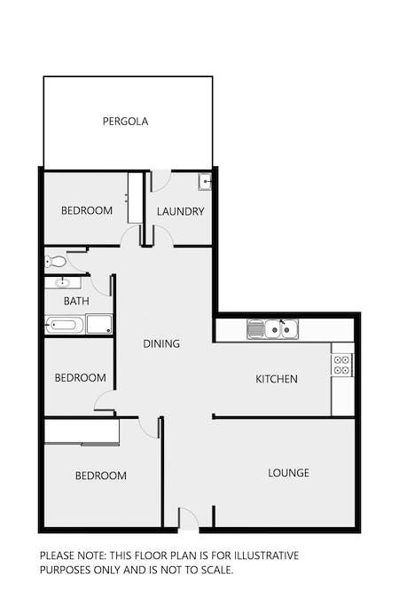 7 Bonner Crescent, Dubbo, NSW, 2830 - Floorplan 1