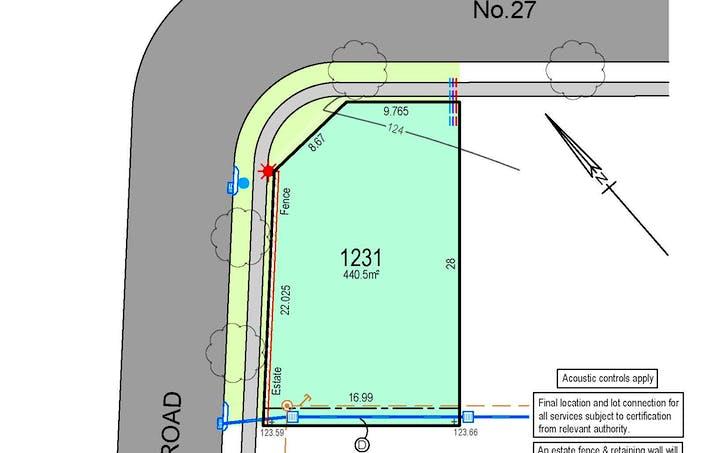 Lot 1231 Future Road, Leppington, NSW, 2179 - Image 1