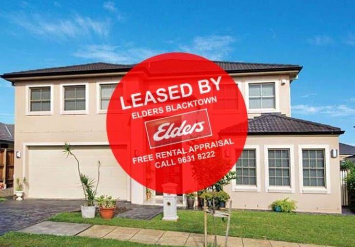 36 Aldridge Street, Stanhope Gardens, NSW, 2768