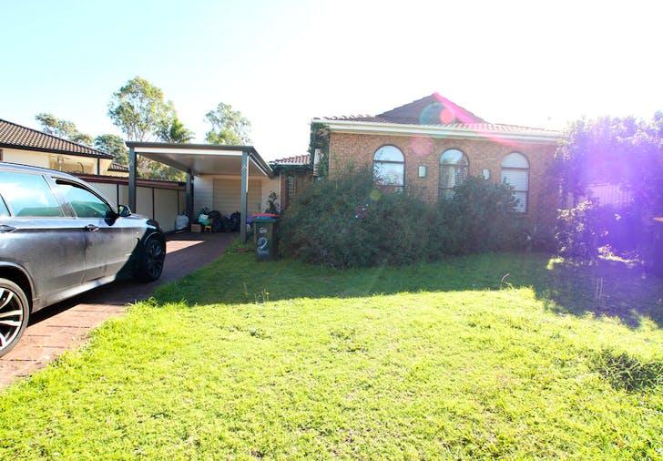 2 O'dowd Close, Edensor Park, NSW, 2176