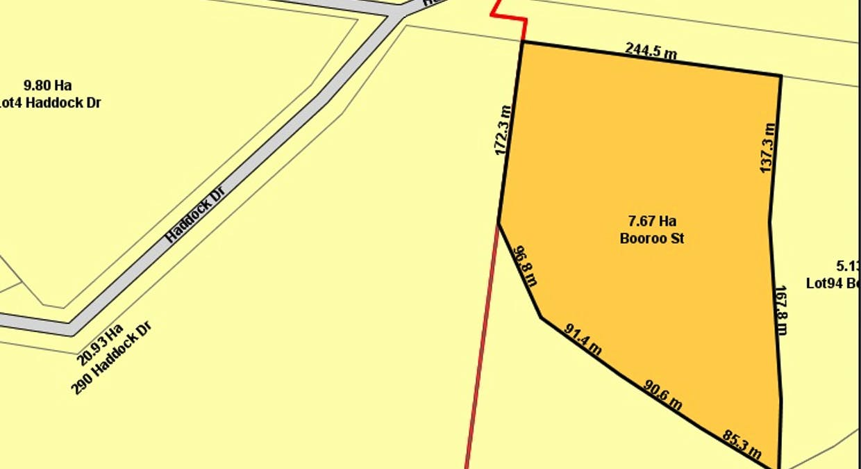Lot 95 Booroo Rd, O'connell, QLD, 4680 - Image 1