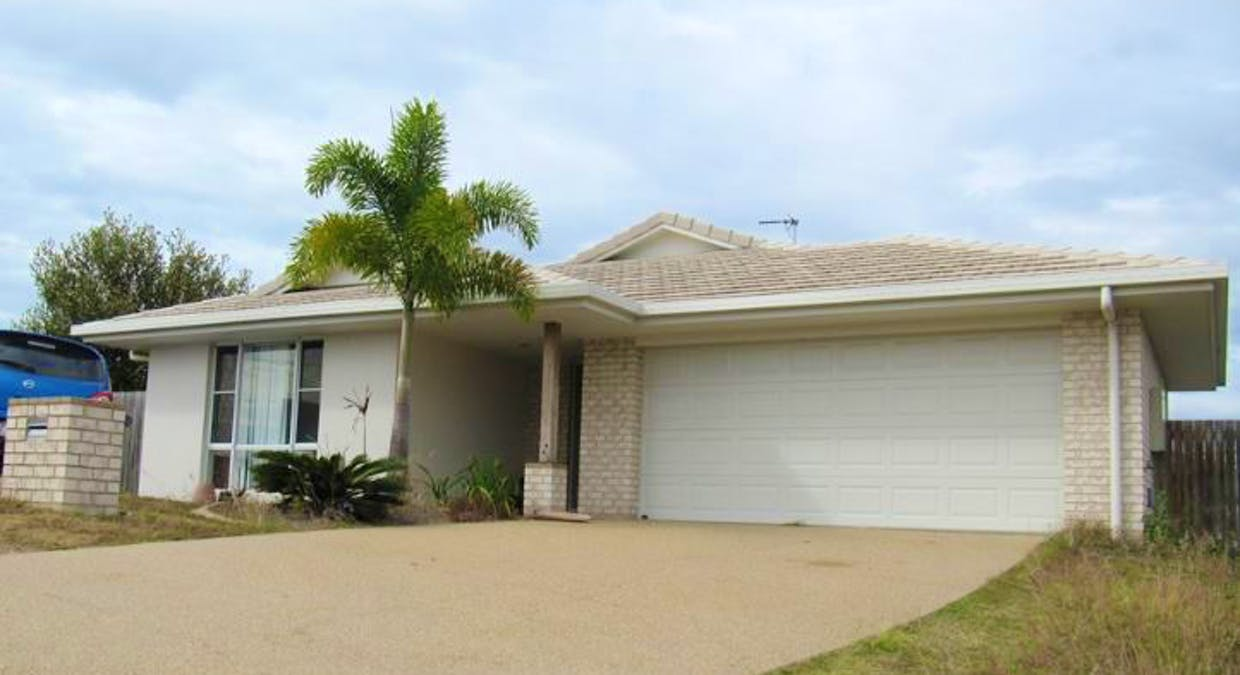 1 Springbrook Tce, New Auckland, QLD, 4680 - Image 1