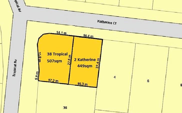 2 Katherine Court, Andergrove, QLD, 4740 - Image 1
