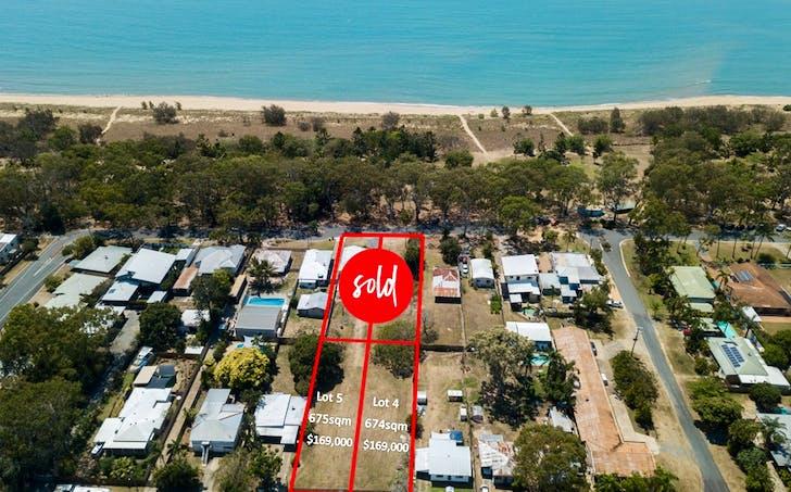 43 - 45 Bucasia Esplanade And 42 - 44 Waverley Street, Bucasia, QLD, 4750 - Image 1