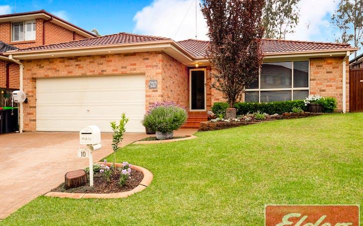 10 Butcherbird Place, Glenmore Park, NSW, 2745 - Image 1