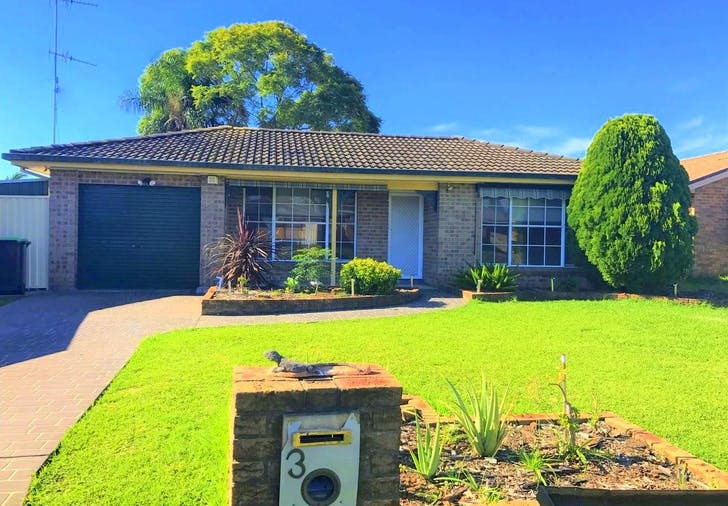3 Nambucca Place, Claremont Meadows, NSW, 2747