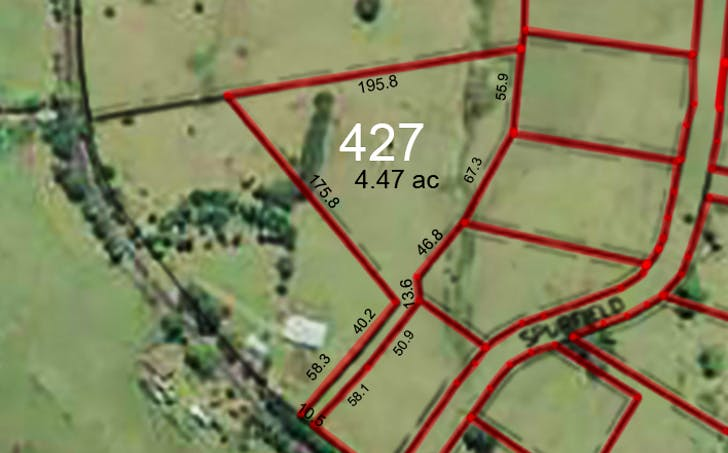 Lot 427 Cameron Park, Mcleans Ridges, NSW, 2480 - Image 1