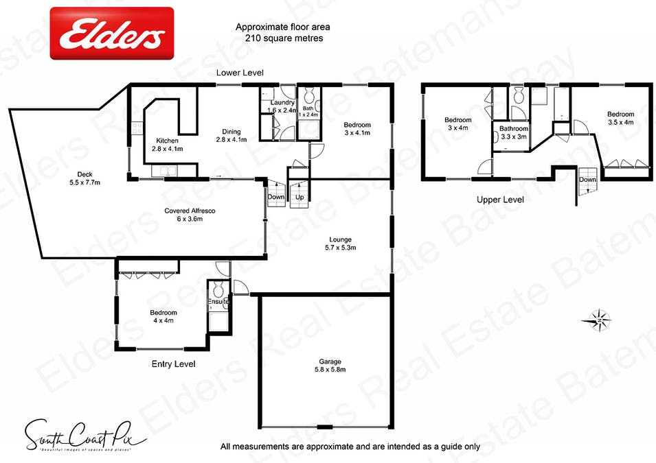 8 Mimosa Place, Malua Bay, NSW, 2536 - Floorplan 1