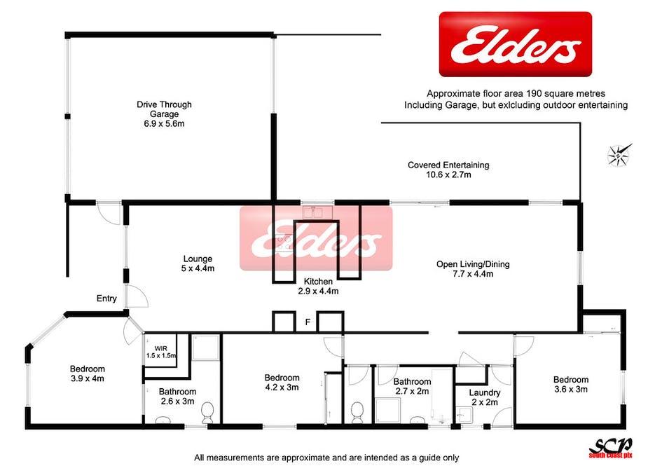 33 Wills Crescent, Denhams Beach, NSW, 2536 - Floorplan 1