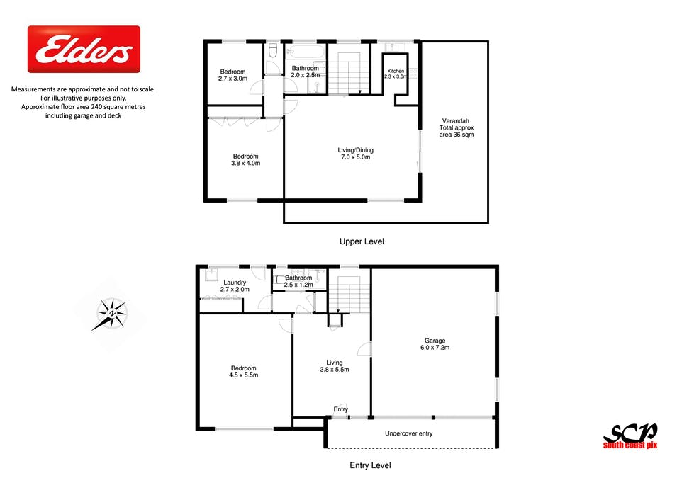 3 Johnson Place, Surf Beach, NSW, 2536 - Floorplan 1