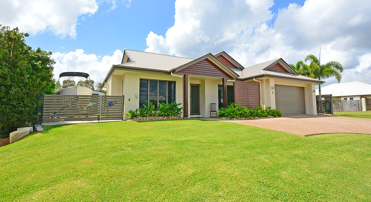 2 Lilly Pilly Dve, Burrum Heads, QLD, 4659 - Image 1