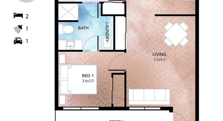 Unit 29 Francis Street, Brv, 33-53 Mandurang Road, Spring Gully, VIC, 3550 - Image 13