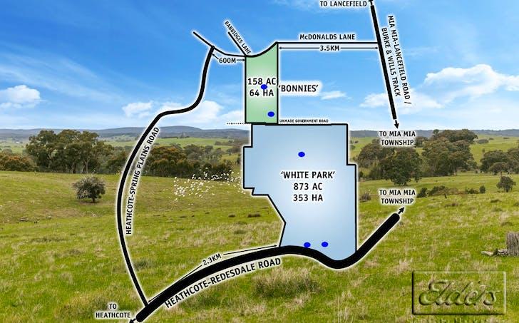 Heathcote - Redesdale Road And Mcdonalds Lane, Mia Mia, VIC, 3444 - Image 1