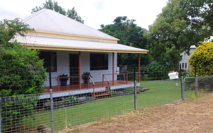 8 Pinnacle Street, Springsure, QLD, 4722 - Image 1