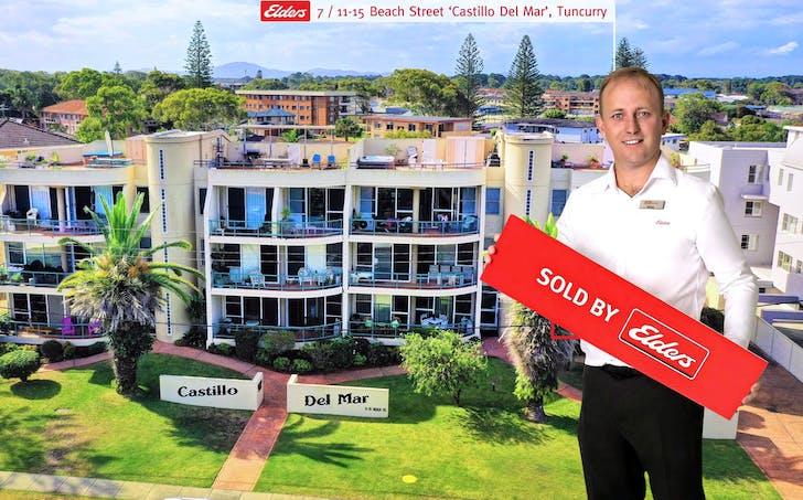 7 / 11-15 Beach Street 'Castillo Del Mar', Tuncurry, NSW, 2428 - Image 1