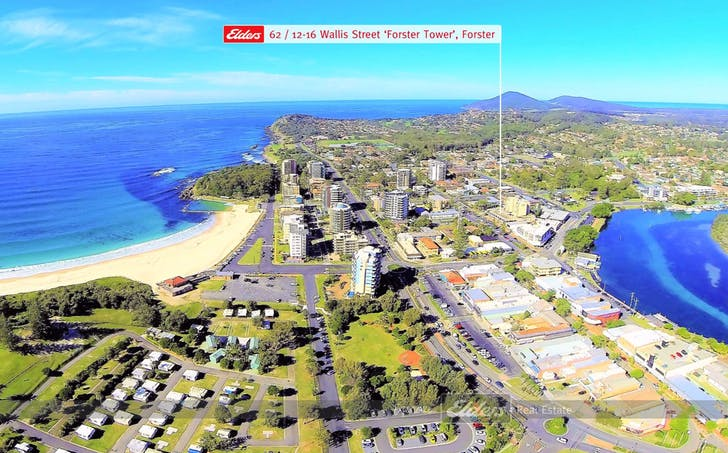 62 / 12-16 Wallis Street 'Forster Tower', Forster, NSW, 2428 - Image 1