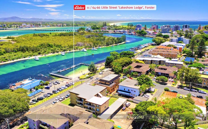 11 / 64-66 Little Street 'Lakeshore Lodge', Forster, NSW, 2428 - Image 1