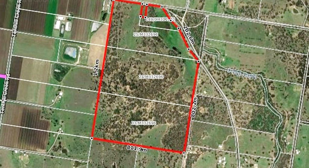 Old Ropeley Road, Lower Tenthill, QLD, 4343 - Image 1