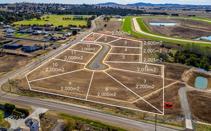 Lot 4 / 1 Racecourse Drive, Goulburn, NSW, 2580 - Image 1