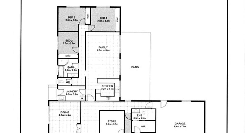 47 Ruse Street, Goulburn, NSW, 2580 - Floorplan 1