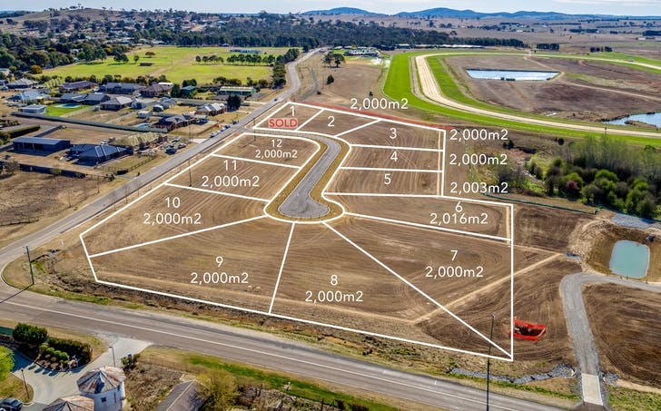 Lot 8 / 1 Racecourse Drive, Goulburn, NSW, 2580 - Image 1