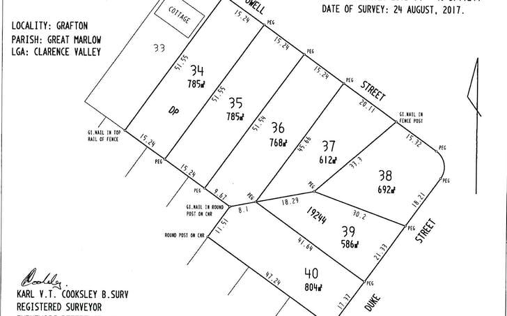 Lot 39 Duke Street, Grafton, NSW, 2460 - Image 1