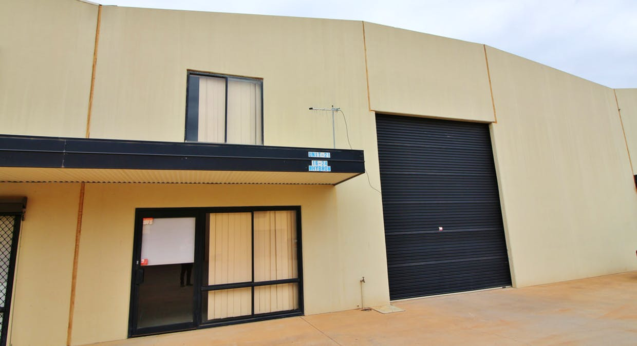 Unit 21/16-24 Whybrow Street, Griffith, NSW, 2680 - Image 1