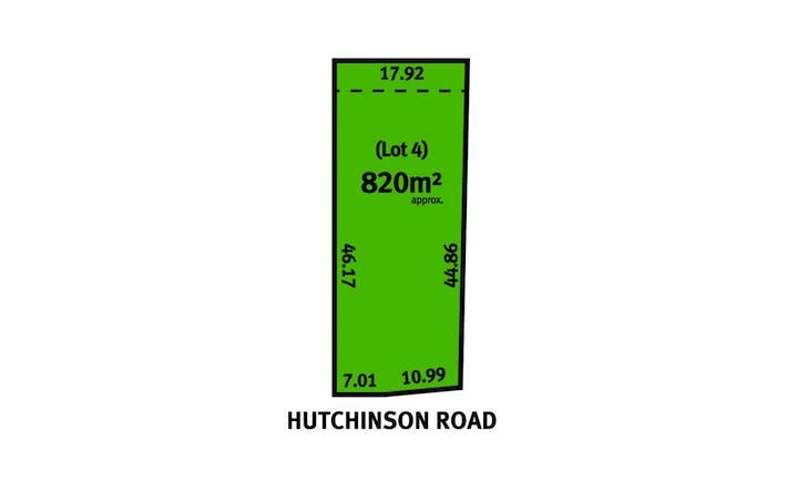Lot 4 Hutchinson Road, Gawler East, SA, 5118 - Image 1