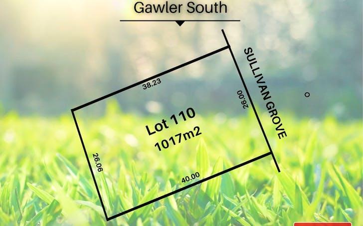 Lot 110 Sullivan Grove, Gawler South, SA, 5118 - Image 1