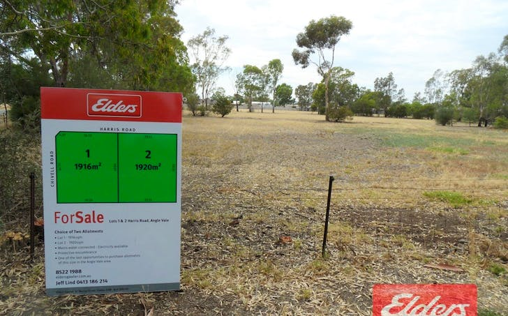 Lots 1 and 2 Harris Road, Angle Vale, SA, 5117 - Image 1