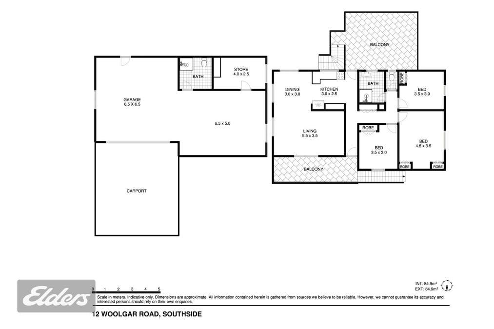 12 Woolgar Road, Southside, QLD, 4570 - Floorplan 1