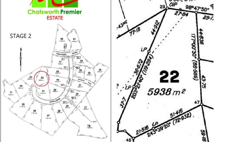 Lot 22 Saddlebag Court, Chatsworth, QLD, 4570 - Image 1