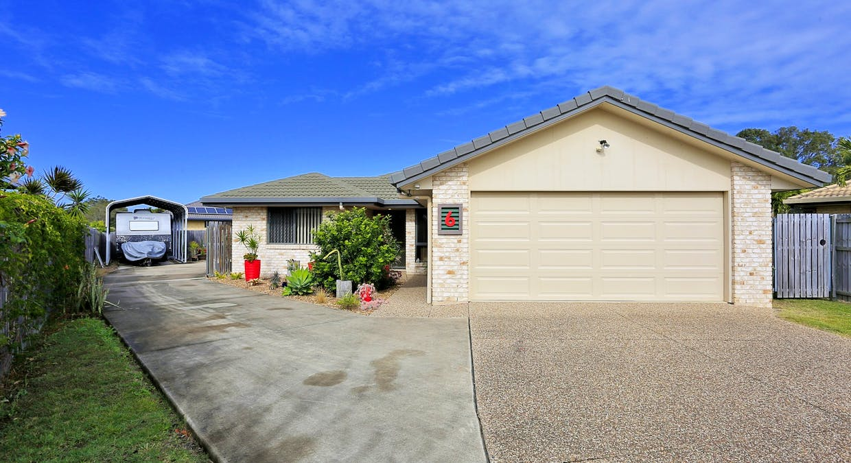 6 Mcintyre Court, Urraween, QLD, 4655 - Image 1