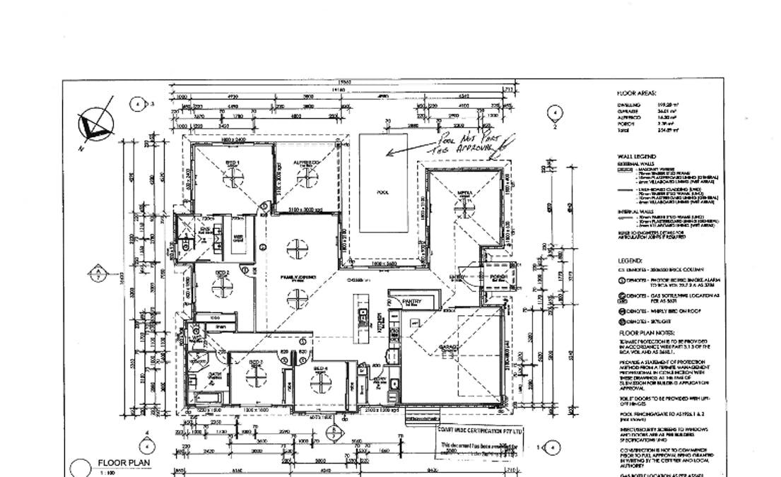 7 Regatta Court, Pialba, QLD, 4655 - Floorplan 1
