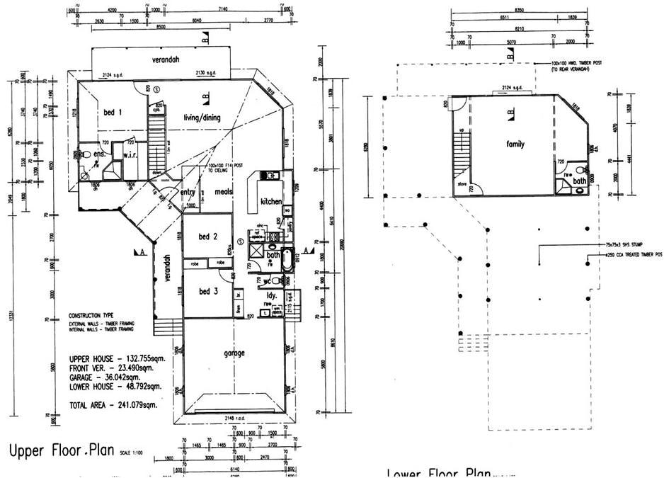 16 Barry Street, Torquay, QLD, 4655 - Floorplan 1
