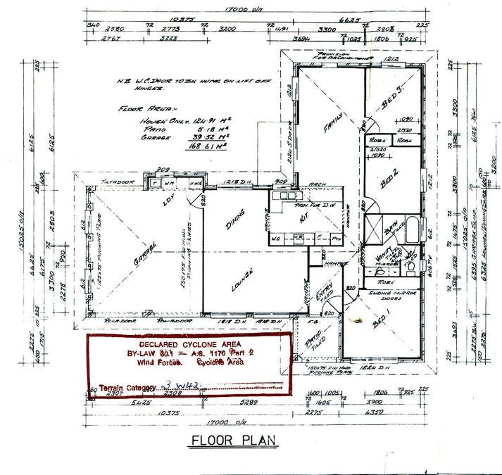 17 Greenway Drive, Pialba, QLD, 4655 - Floorplan 1
